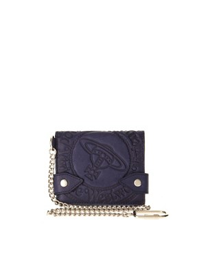 Vivienne Westwood Orb Chain Wallet