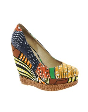 ALDO | ALDO Stremlow Printed Espadrille Wedges