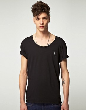 Religion Scoop Neck T-Shirt