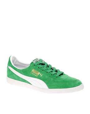 Puma Dallas Suede Trainers