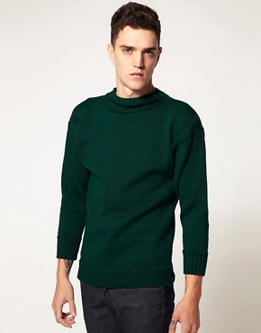 Guernsey Woollens Traditional Guernsey Jumper