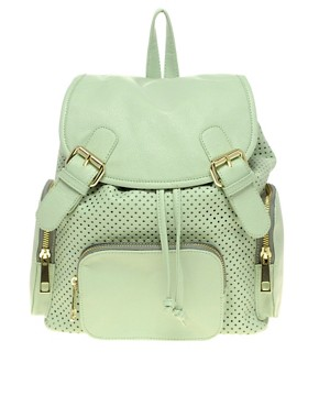 Image 1 of ASOS Punchout Backpack