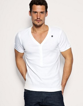 G-Star Correct Ralph Grand V-Neck T-Shirt