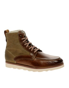 Ted Baker Scoria Fleece Lined Boots