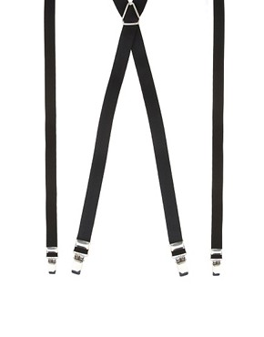 ASOS Black Braces