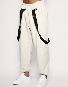 Adidas Originals By Originals David Beckham Fleece Suspender pant