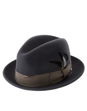 Bailey of Hollywood Tino Centre Dent Trilby