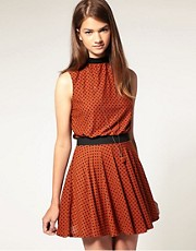 ASOS Dress in Cute Spot