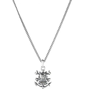 Vivienne Westwood Armour Pendant Necklace