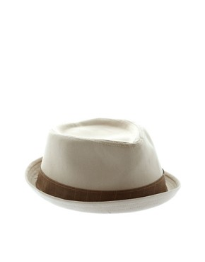 Coal Considered 'The Parker' Fedora Hat