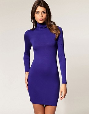 Pippa Middleton Blue Polo Neck