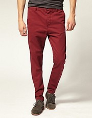 Selected Daniel Twisted Chinos