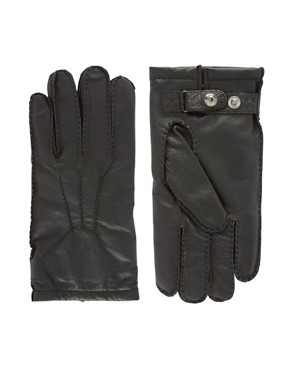 Ben Sherman Leather Gloves