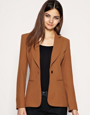 Image 1 of ASOS Tailored Fitted Blazer