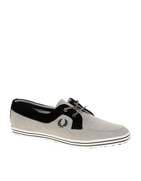 Fred Perry Exclusive To ASOS Drury Boat Shoes