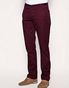 Junk De Luxe Kirk Engineered Twisted Seam Chino