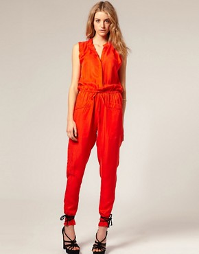  Vero Moda Very - Cupro Sleeveless Jumpsuit :  vero moda vero moda very vero moda very cupro sleeveless jumpsuit jumpsuit