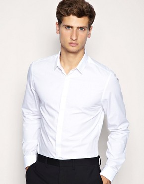 ASOS Slim Fit White Shirt