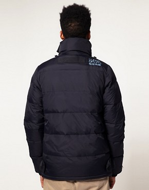 Image 2 of Superdry Rescue Hooded Padded Jacket