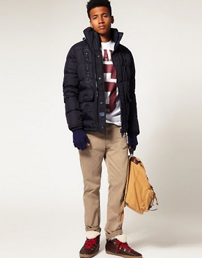 Image 4 of Superdry Rescue Hooded Padded Jacket