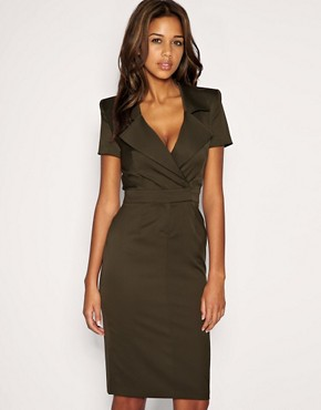 Victoria Beckham | ASOS Tailored Shirt Dress at ASOS