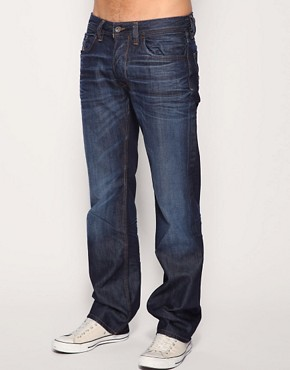 Image 1 of Diesel Larkee 73N Straight Jeans