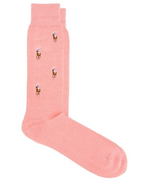 Polo Ralph Lauren All Over Polo Player Socks