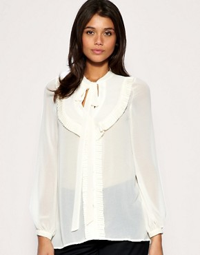 Image 1 of&#160;Warehouse Ruffle Tunic