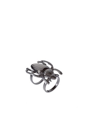 Image 1 of&#160;River Island Beetle Ring