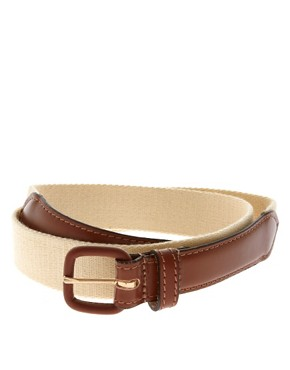 American Apparel Webbing Belt