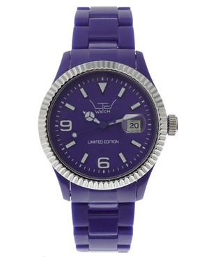 LTD Purple Bracelet Watch