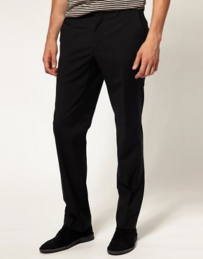River Island Black Trouser