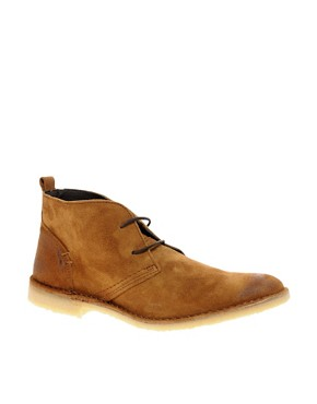 River Island Suede Desert Boots