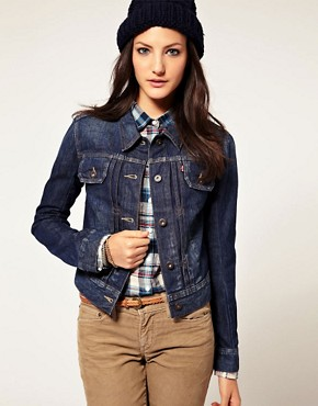 Image 1 ofLevi's Classic Denim Jacket