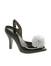 Zapatos con pompn Lady Dragon de Vivienne Westwood for Melissa