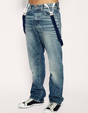 G Star Lumber Haight Loose Jeans