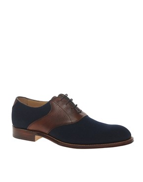 D.S Dundee Inver Canvas Shoes
