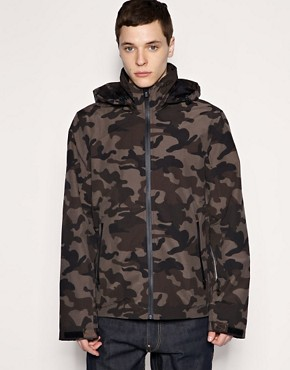 Jack &#038; Jones Phillip Camouflage Jacket