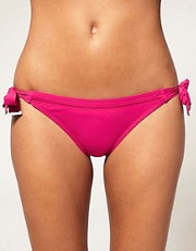 buy Calvin Klein Classic Bikini Brief With Side Ties by Calvin Klein in swimsuits shop