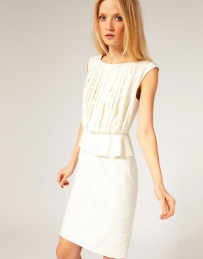 Image 1 of&#160;Ted Baker Peplum Dress