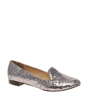 Image 1 of&#160;ALDO Buschur Glitter Slippers