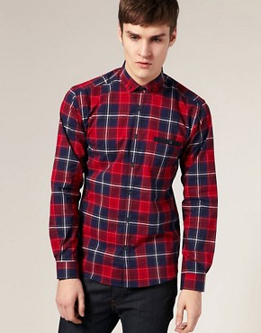 Selected Eject Long Sleeve Shirt