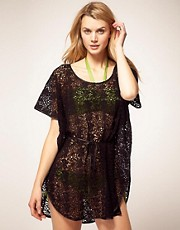 buy Seafolly Limited Edition Lace Kaftan by Seafolly in swimsuits shop