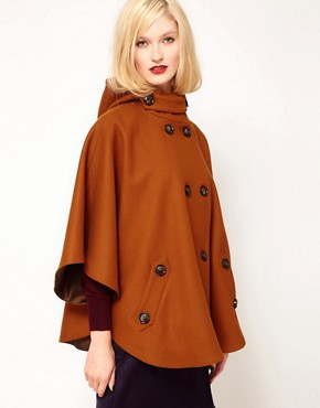 Image 1 of Sessun Reina Wool Cape