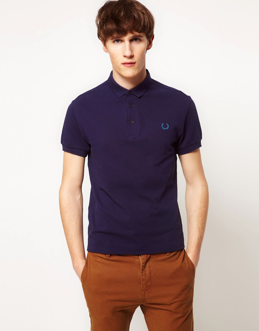 Polo de Fred Perry Laurel Wreath