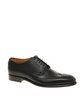 Lodger Finsbury Balmoral Brogue Shoes