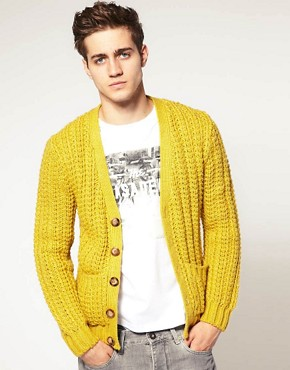 River Island Chunky Knit Cardigan
