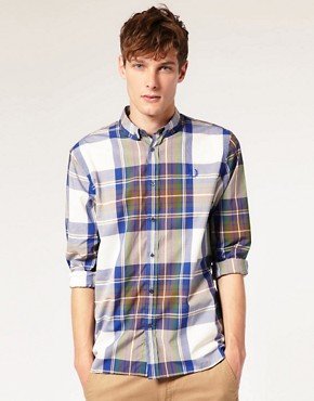 Fred Perry Laurel Wreath Check Shirt