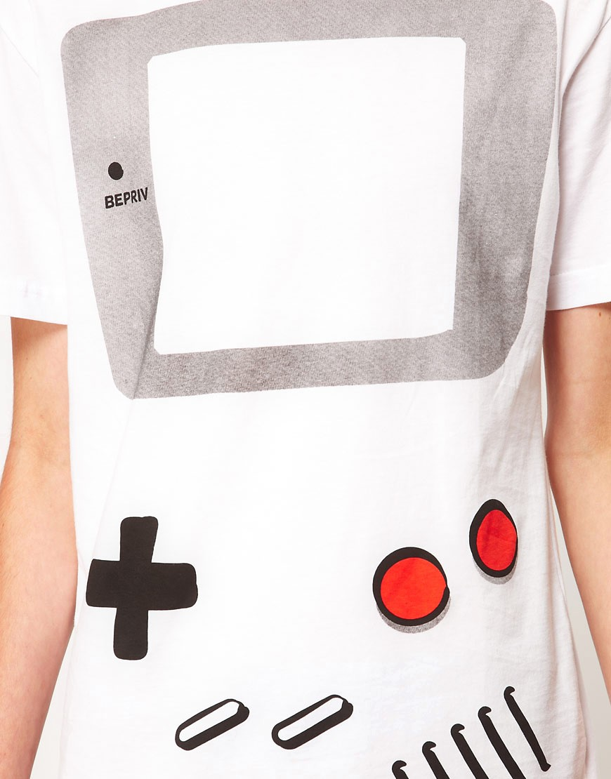 BePriv Game T-shirt