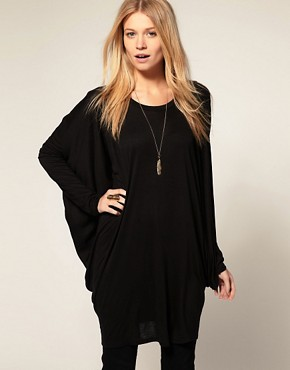 ASOS Oversized Tunic Top at ASOS from us.asos.com